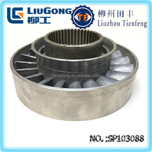 wholesale stocked guangxi liugong wheel loader spare part SP103088 guide wheel
