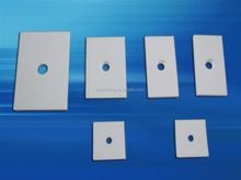 high temperature resistance alumina ceramic tile