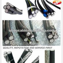 de alta calidad aislamiento sobrecarga abc cable