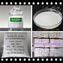 Factory directly sale sodium acid pyrophosphate bread additive