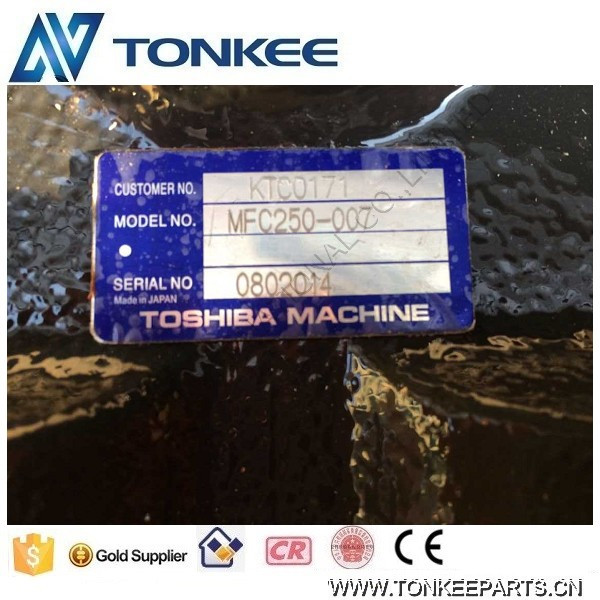 TOSHIBA SG20 Swing motor for CASE CX470B  (8).jpg