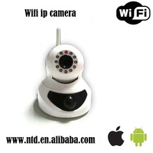 IP Camera HD WIFI Wireless pan tilt Infrared IR cctv Network security Mini IP camera video recorder audio sd/micro/TF card