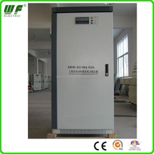 Three phase stabilizer voltage regulator 100 KVA