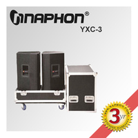 speaker case flight case for speakers YXC-3