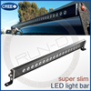 Factory Price 240w 50 Inch Off Road Led Light Bar Single Row CREE Led Vehicle Light Truck 4x4 Jeep SUV 4WD
