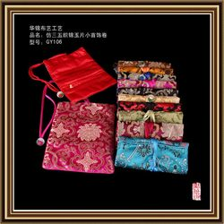 Top grade new products ladies jewelry travel bag