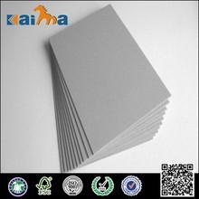Laminated Solid Grey Chip Board/Grey Chipboard/Grey Cardboard Paper