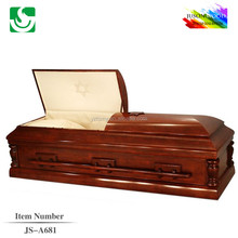 Trade Assurance high quality American tyle funeral wood casket lining