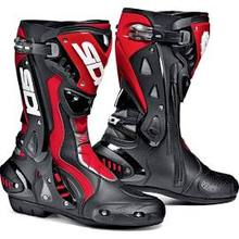 Sidi ST Boots - Black/Red - Motorcycle Boots