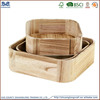 factory supply wooden vegetable crate,cheap natural wooden crate for fruit or vegetable