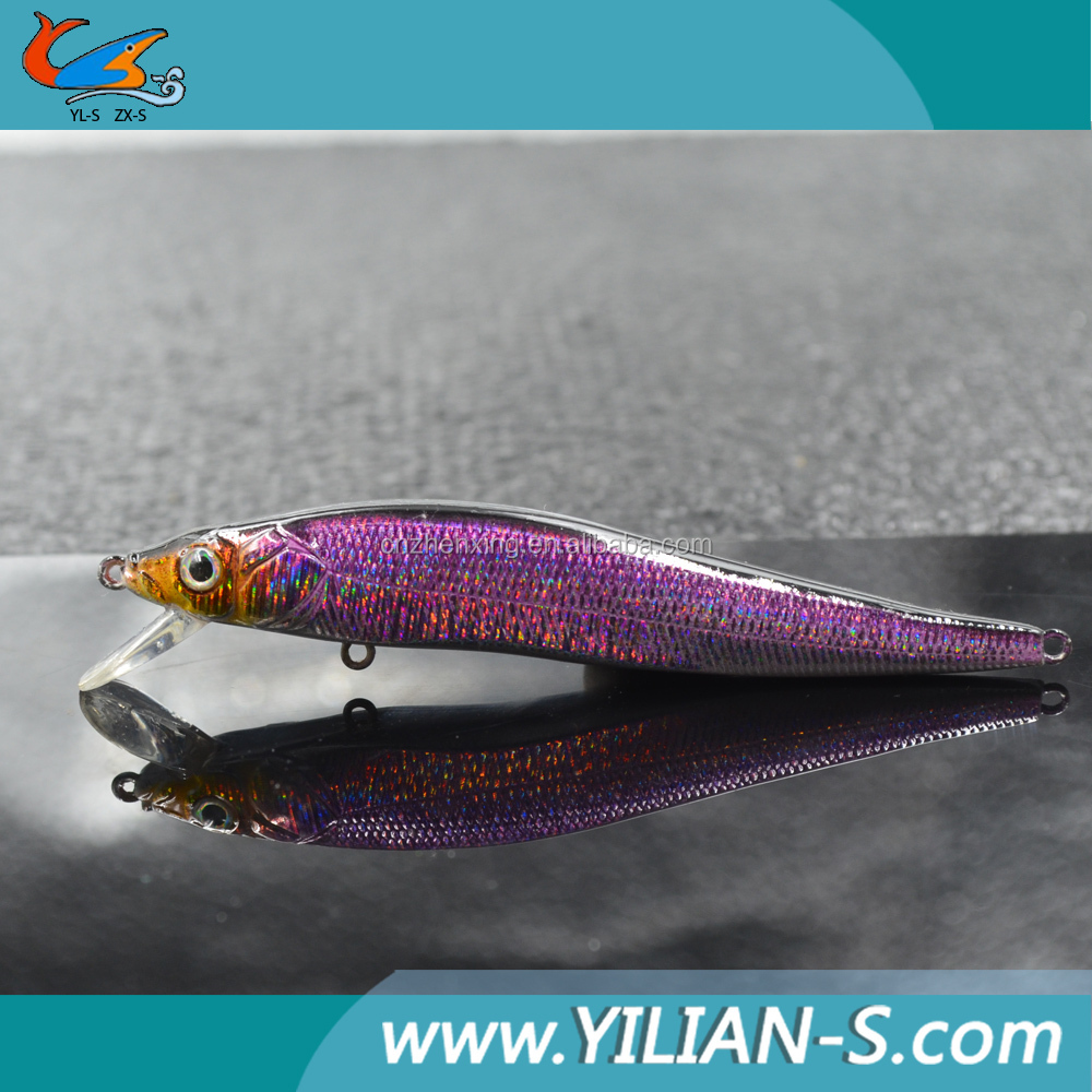 Wholesale Top Water Lure Fly Fishing Minnow Cheap Fishing