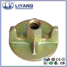 Cast wing formwork nut