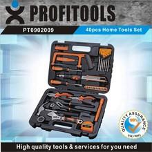 40pcs high quality complete tool box set