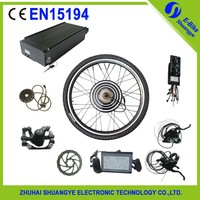 1500W electric bike conversion kit, front wheel kit for electric bike