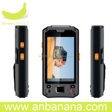 Release wlan wifi parking register system with fingerprint reader