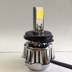 Super powerful 24W 2600LM motorcycle led headlight for motorcycle