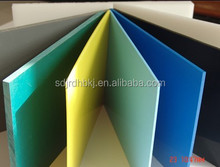 colored Hdpe sheet black