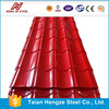 corrugated galvalume roofing sheet/alumzinc steel roof/building materials