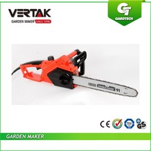 "New design good service 2000w chain saw sale,electric chain saw with 16"" blade"