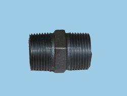 NPT standard nipple galvanized flat seat NO.280 high pressure ppr pipe and fitting mnufacturer