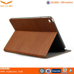 New arrival wood cover for iPad Pro with PC backside for iPad Pro case