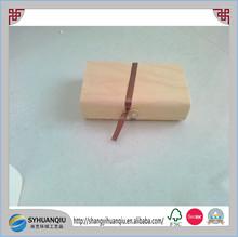 Box handmade for adornment made of birch bark wood beautiful unusual gift ideas