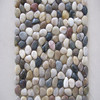 Garden decoration Marble Polished pebbles Made in China