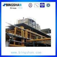 Evaporator Condenser System Closed Water Cooling Tower from BINGSHAN