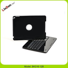 2 in 1 360 Wireless Bluetooth Keyboard for iPad Air 2 Makes your tablets notebooks