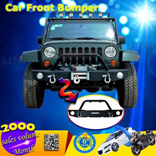 Top Quality for Jeep Wrangler Front Bumper Guard