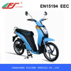 350W mini electric scooter with big wheels with EEC