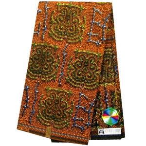 Populaire hollande néerlandais cire tissu coton cire imprimé tissu pour dame