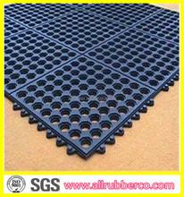 10mm Anti fatigue rubber sheet,anti slip rubber mat