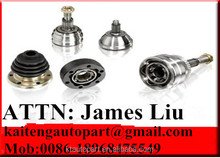 24*19*52mm 19teeth high quality Outer CV Joint Manufacturer/cv boot kit