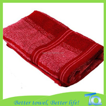 Antibacterial Quality cheap price Cotton Towels woven popular