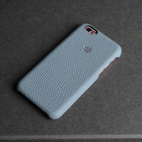 Full grain cow leather cell phone cases and accessories for iphone 6/6plus
