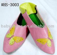 2012 casual women's pink soft sheepskin indoor slippers