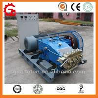 China supplier Frequency Conversion Construction Hot Sale High Pressure Hydraulic Grout Pump Station for sale