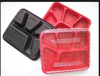 PET/PP disposable clear/transparent plastic food container/box/packaging