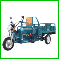 New Design China Cargo Tricycle With Cabin 3 Wheel Trike with Heavy Loading
