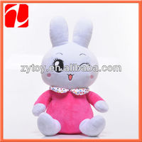 2013 hot selling plush toy Voice recording stuffed animal toys in China