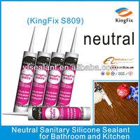 Black Soft Decoration Silicone Sealant