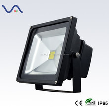 cob 30w led flood lighting projector ce&rohs with 3 years warranty