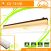 24W 2015 top sales soft glow linear pendantled light