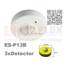 ES-P13B 360 degree long detect range infrared motion sensor