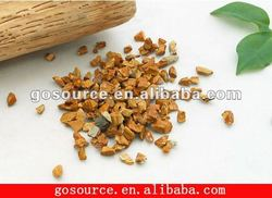 yellow color decorative stone chips