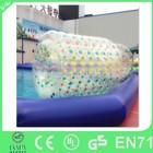 roloinflável da água bola
