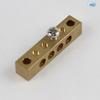 Brass Terminal Blocks Earth Bars Earth Blocks For Electric Meter Accessories