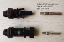 TUV certification MC4 6mm Solar pv Cable Connectors for photovoltaic power