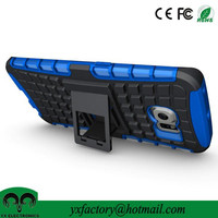 top quality heavy duty pc tpu unbreakable cases for samsung galaxy s6 edge fancy smart phone case ebay